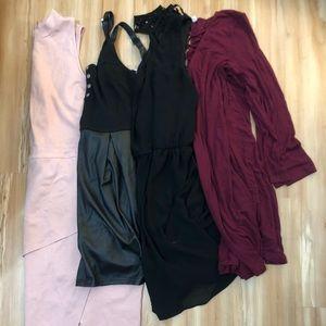 Dresses & Skirts - Lot of 4 ~ Dresses
